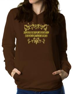 Anglican Mission In The Americas Women Hoodie