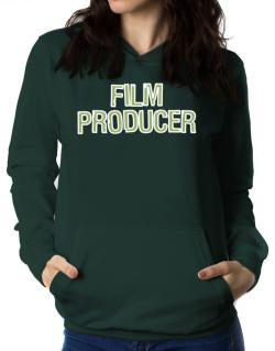Film Producer Women Hoodie
