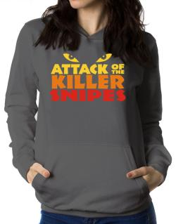 Attack Of The Killer Snipes Women Hoodie