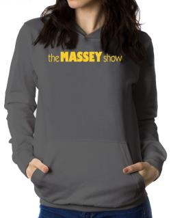 The Massey Show Women Hoodie