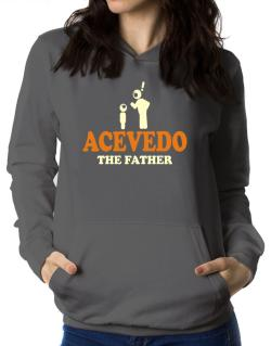 Acevedo The Father Women Hoodie