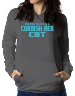 My Best Friend Is A Cornish Rex Women Hoodie