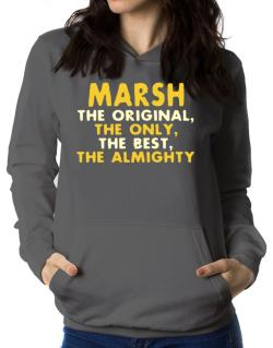 Marsh The Original Women Hoodie