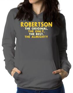 Robertson The Original Women Hoodie