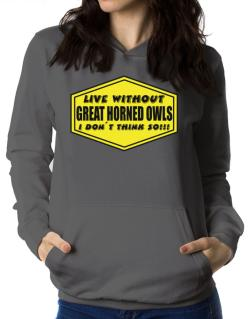 Live Without Great Horned Owls , I Don