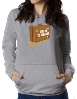 Take Me To Kabarole Women Hoodie