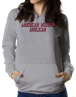 American Mission Anglican - Simple Athletic Women Hoodie