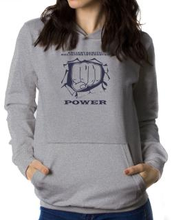 Ancient Semitic Religions Interested Power Women Hoodie