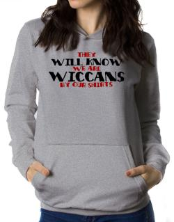 They Will Know We Are Wiccans By Our Shirts Women Hoodie