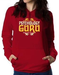 Psychology Guru Women Hoodie