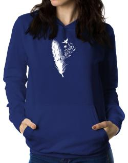 Birds of a feather Women Hoodie