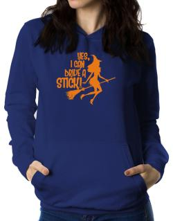 Yes, I Can Drive A Stick! Women Hoodie