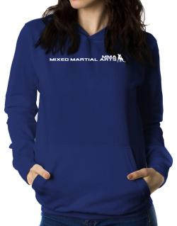 MMA Mixed Martial Arts cool style Women Hoodie