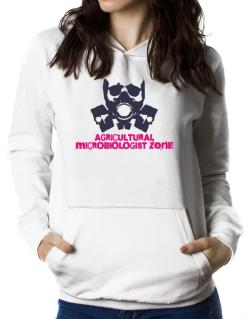 Agricultural Microbiologist Zone - Gas Mask Women Hoodie