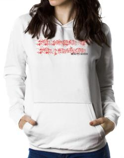 The Temple Of The Presence Beauty Queen Women Hoodie