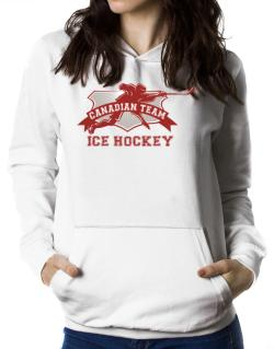Canadian team ice hockey Canada Women Hoodie