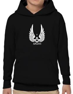 Amish - Wings Hoodie-Boys