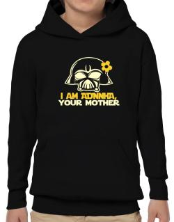 I Am Adonia, Your Mother Hoodie-Boys