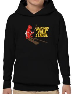 Television Director Ninja League Hoodie-Boys