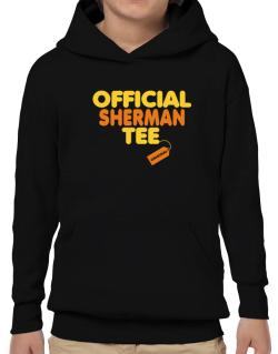Official Sherman Tee - Original Hoodie-Boys