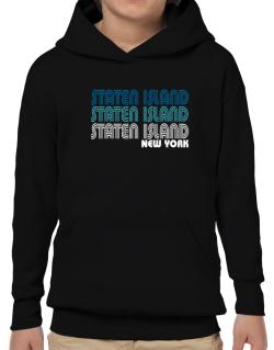 Staten Island State Hoodie-Boys