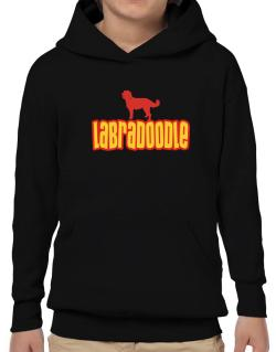 Breed Color Labradoodle Hoodie-Boys