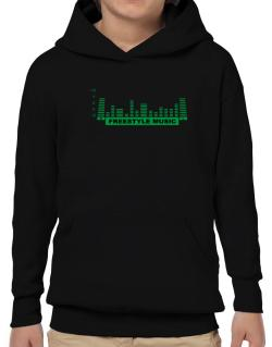 Freestyle Music - Equalizer Hoodie-Boys