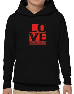 Love Anthroposophy Hoodie-Boys