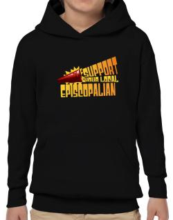 Support Your Local Episcopalian Hoodie-Boys