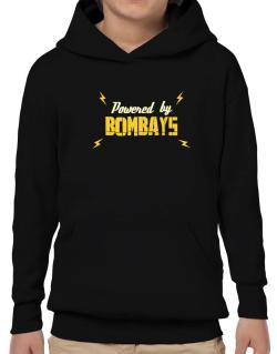 Powered By Bombays Hoodie-Boys