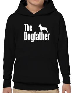 The dogfather Rat Terrier Hoodie-Boys