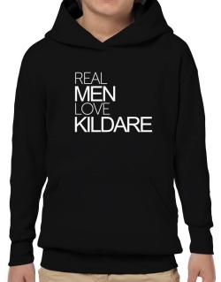 Real men love Kildare Hoodie-Boys