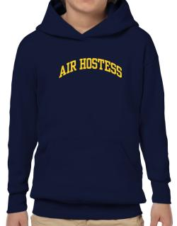 Air Hostess Hoodie-Boys