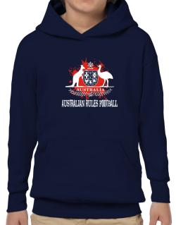 Australia Australian Rules Football / Blood Hoodie-Boys