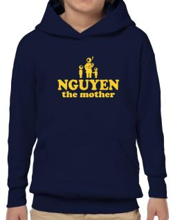 Nguyen The Mother Hoodie-Boys
