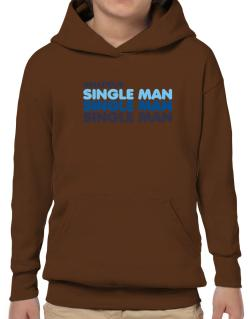 Amadeus Single Man Hoodie-Boys