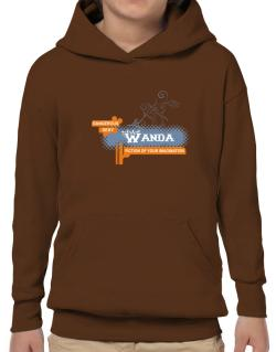 Wanda - Fiction Of Your Imagination Hoodie-Boys