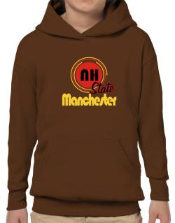 Manchester - State Hoodie-Boys
