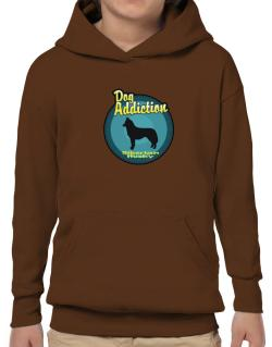 Dog Addiction : Siberian Husky Hoodie-Boys