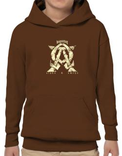 Weightlifting Alpha And Omega Hoodie-Boys