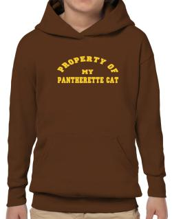 Property Of My Pantherette Hoodie-Boys