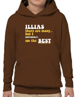 Illias There Are Many... But I (obviously) Am The Best Hoodie-Boys