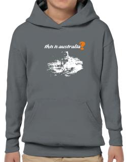 This Is Australia? - Astronaut Hoodie-Boys