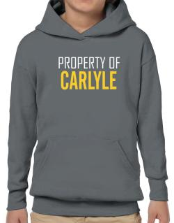 Property Of Carlyle Hoodie-Boys