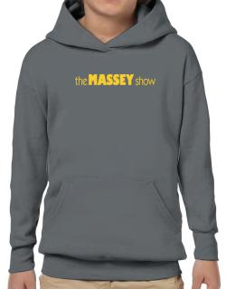 The Massey Show Hoodie-Boys