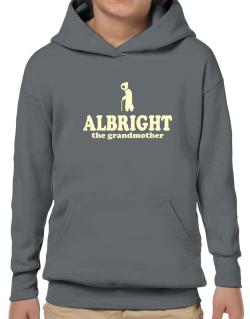 Albright The Grandmother Hoodie-Boys