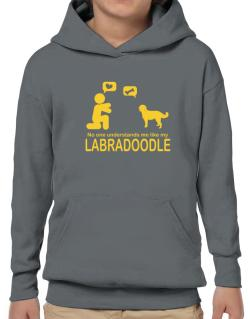 No One Understands Me Like My Labradoodle Hoodie-Boys