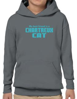 My Best Friend Is A Chartreux Hoodie-Boys
