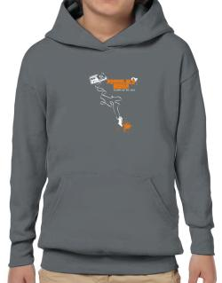 Freestyle Music It Makes Me Feel Alive ! Hoodie-Boys