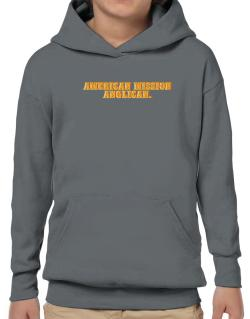 American Mission Anglican. Hoodie-Boys